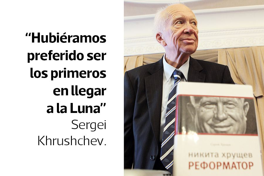 "Lecture by Sergei Khrushchev on ""Nikita Khrushchev: The Unfinished Reform"""