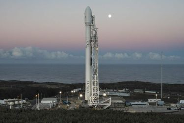 SpaceX launch scheduled