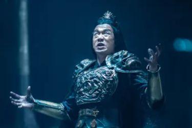 Shang Tsung es el foco de una nueva foto de la película de Mortal Kombat