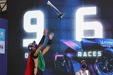 Berlín le abre la puerta al dominio absoluto de Félix Da Costa en la Fórmula E