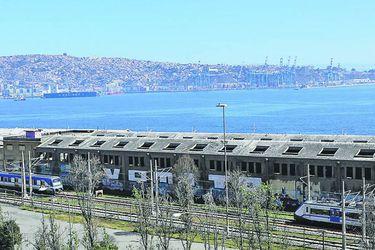 Exmaestranza en Valparaíso se convierte en gimnasio