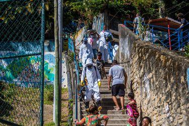 Río de Janeiro descarta cerrar el estado pese a aumento de casos de Covid-19