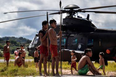 """Brasil asegura tener """"bajo control"""" la pandemia en tierras indígenas"""
