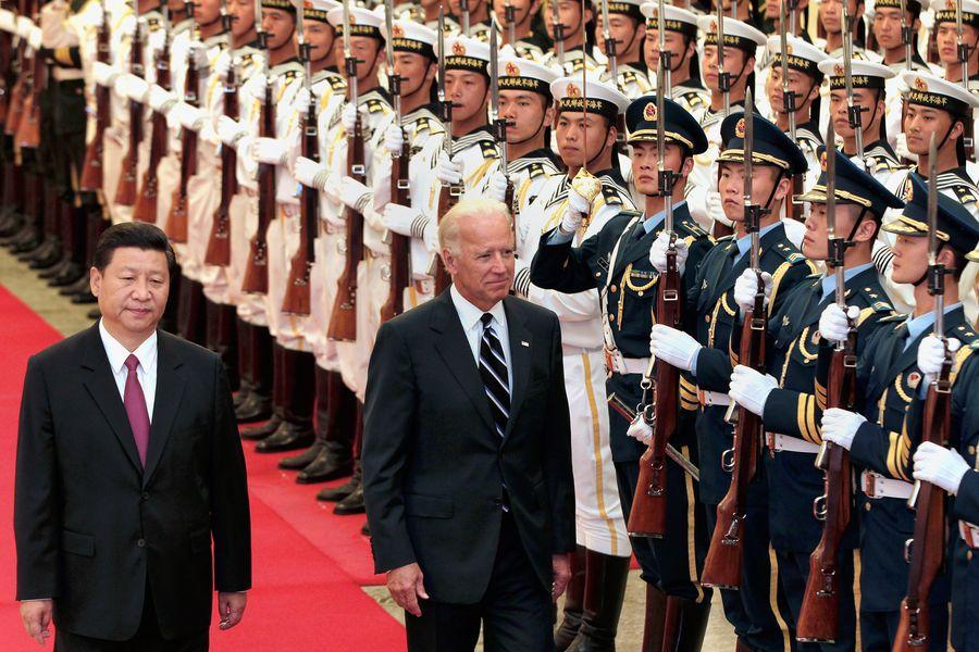 El incierto giro de Biden hacia China - La Tercera