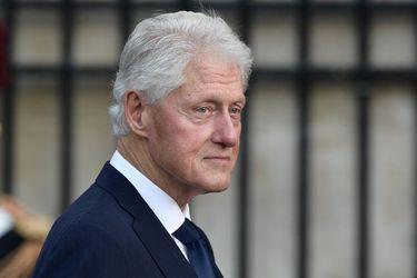"""Expresidente Bill Clinton fue hospitalizado por infección """"no relacionada con el Covid"""" en clínica de California"""