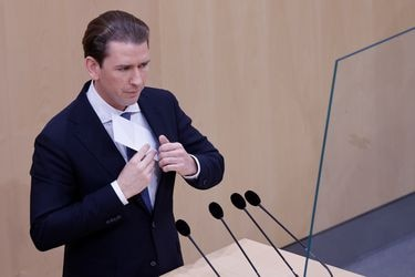 Por investigación de corrupción: fiscalía austriaca solicitó levantar inmunidad de excanciller Sebastian Kurz