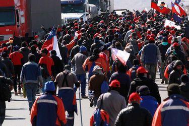 Eventual huelga en Escondida: el monto que separa la oferta de la empresa de la demanda de los trabajadores