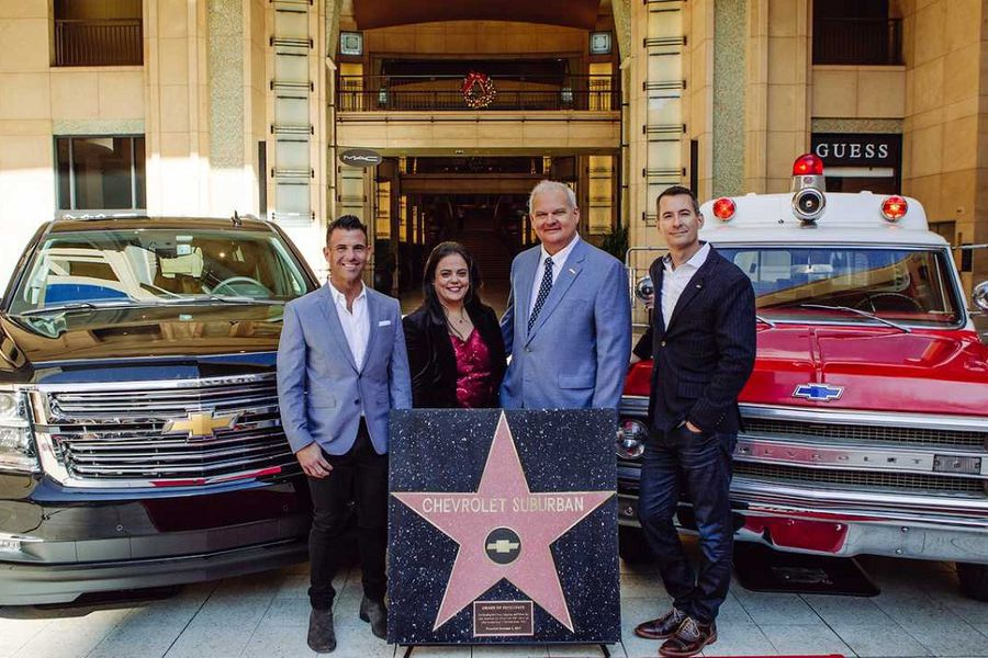 chevy-suburban-first-vehicle-to-receive-star-on-hollywood-walk-of-fame