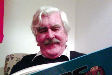 Falleció Ron Smith, dibujante de 2.000 AD y Dredd