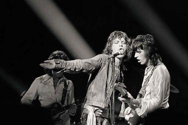 Mick Jagger & Keith Richards - Photo