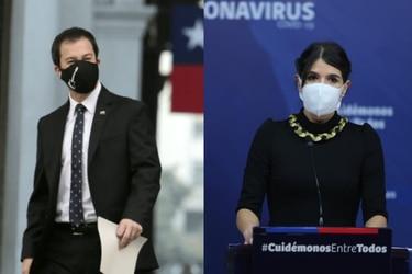 """Ministro Palacios aclara anuncio de Martorell y afirma que no están elaborando """"catálogo"""" de productos o bienes esenciales"""