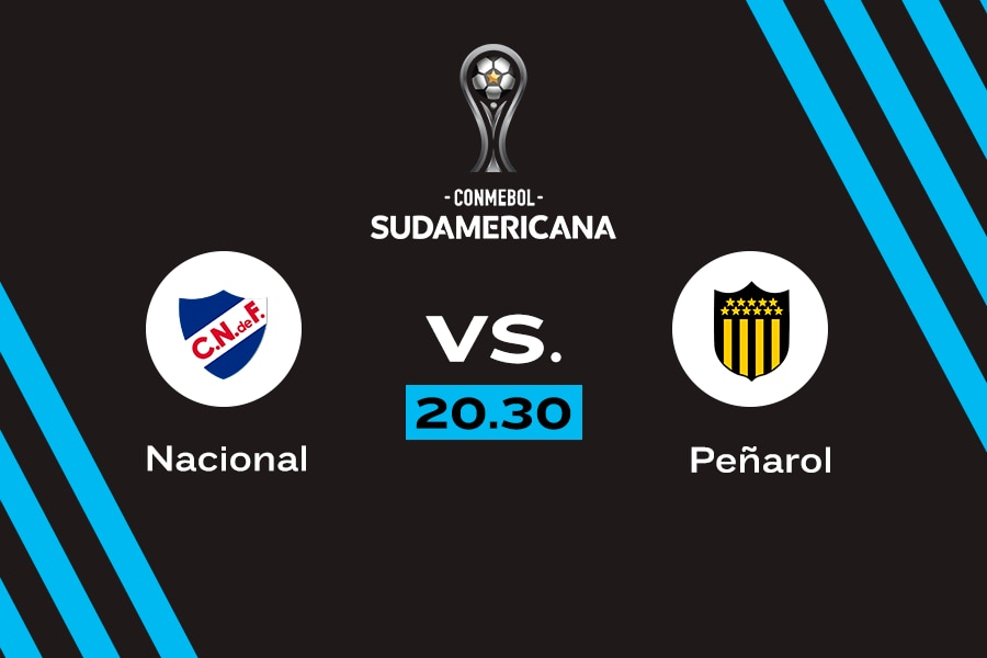 Nacional vs. Peñarol