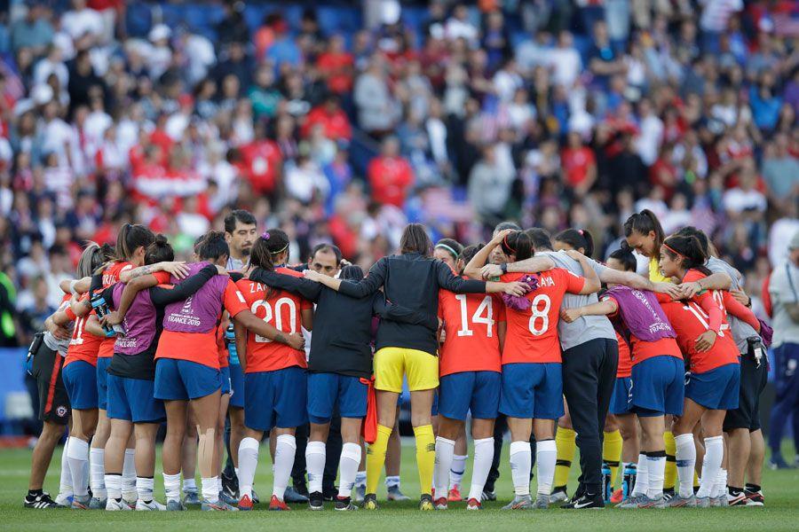 Chile, femenino,