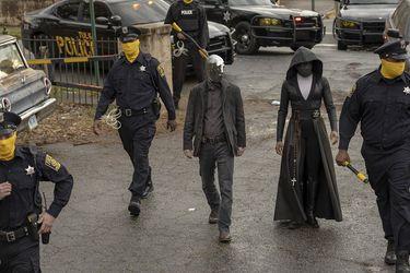 Trent Reznor & Atticus Ross ganaron un Emmy por su música del Watchmen de HBO