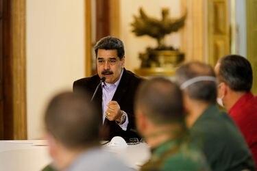 Gobierno de Maduro rechaza propuesta de EE.UU. sobre proceso de transición en Venezuela