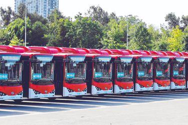 Más de mil nuevos buses duplicarán la flota actual del sistema Red