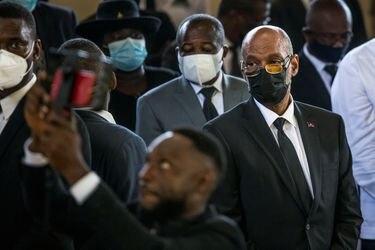 Primer ministro de Haití recibe borrador de nueva Constitución
