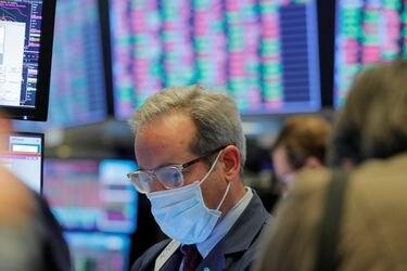 Mercados cierran un primer trimestre con caídas históricas