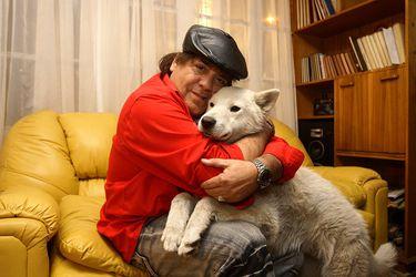 El día en que Zalo Reyes se reencontró con su fiel amigo Rocky