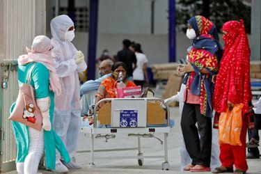 Covid-19: India bate nuevo récord diario de contagios con más de 200 mil casos