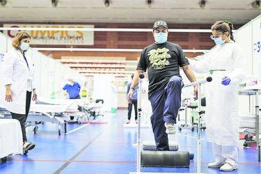La mayoría de los pulmones se recuperan bien tres meses después del pasar el Covid-19 con gravedad