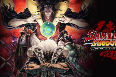 SNK anuncia Samurai Shodown Neogeo Collection y saldrá gratis en la Epic Games Store