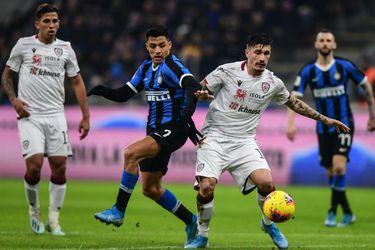Alexis Sánchez   Inter vs Cagliari 14-01-2020
