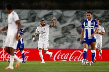 El Real Madrid acaricia La Liga con un penal y con el VAR
