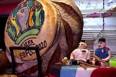 Esta pastelería temática endulza la Eurocopa2021 con sus panes y dulces
