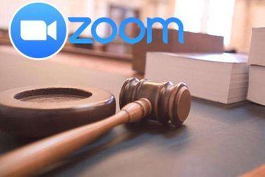 Un tribunal de Texas realizará el primer juicio con jurado por Zoom en Estados Unidos