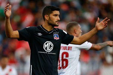 Delanteros sin gol: los 9 de Colo Colo suman apenas un gol en 432 minutos