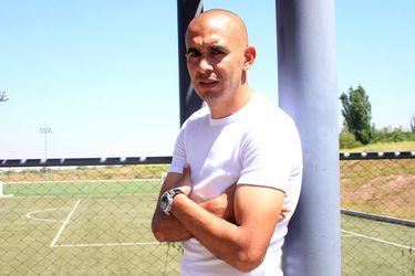 """Marcos Riquelme: """"En la U se me quitaron un poco las ganas de jugar y entrenar"""""""