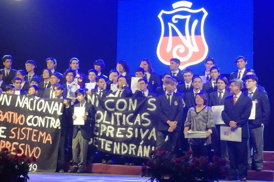 Licenciatura Instituto Nacional.