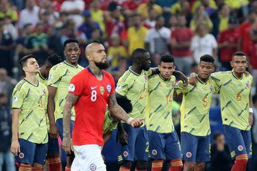 Cartelera de TV del domingo: la Roja ante Colombia