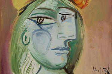 MGM Resorts subastará en el Bellagio 11 obras de Pablo Picasso: la principal será la pintura que representa a la amante y musa del artista
