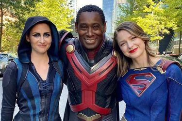 """Melissa Benoist anunció el final de las filmaciones de Supergirl: """"Gracias por 6 años increíbles"""""""
