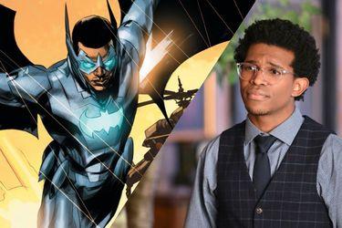 Fotos del set tantean la transformación de Luke Fox en Batwing durante la segunda temporada de Batwoman