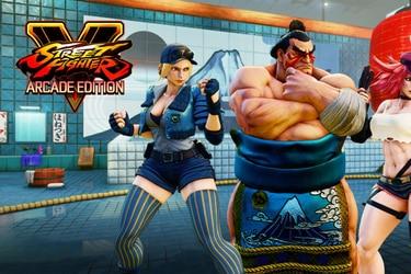 Poison, E. Honda y Lucia llegan a Street Fighter V