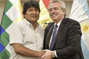 Presidente de Argentina dice que quiere acompañar a Evo Morales a ceremonia de asunción de Luis Arce en Bolivia