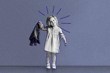 Nuestras lectoras preguntan: ¿Está bien que mi hija pequeña elija su ropa y tome otras decisiones?