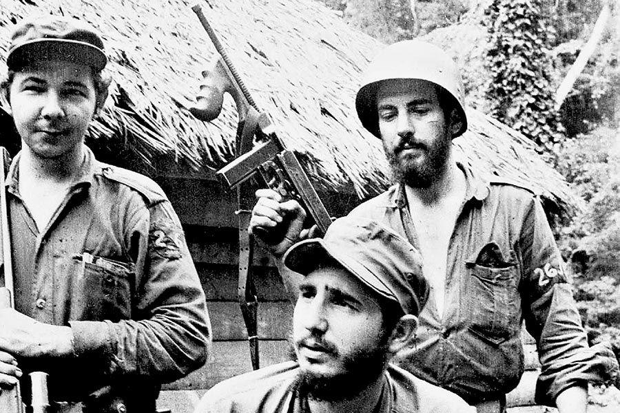 CUBA, Castro