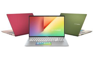 ASUS anunció el lanzamiento de su Vivobook S15 con Screenpad 2.0