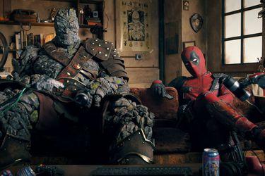 Deadpool tuvo su primer cruce con Marvel Studios... para promocionar una película de Ryan Reynolds