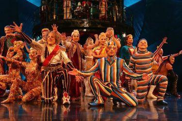 Cirque du Soleil solicita protección por bancarrota por cancelación de shows