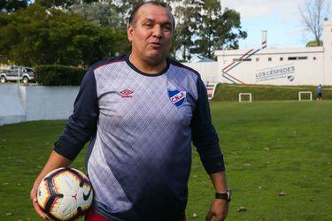 """Rubén Sosa, un mito: """"Poyet es una tremenda persona; tal vez como entrenador no ha tenido tanta suerte"""""""