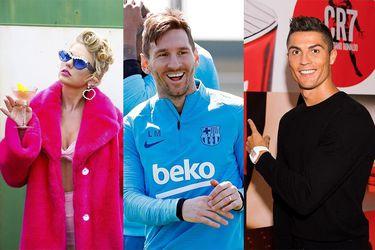 Forbes: ingresos de las celebridades llegan a récord y artistas superan a deportistas
