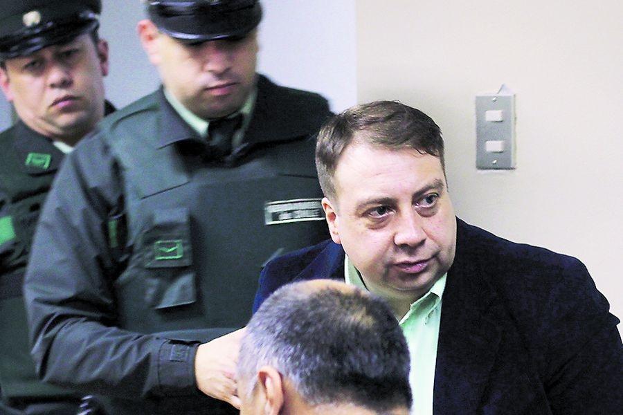Tribunal sentencia a m?de 26 a??de c?el a Mauricio Ortega