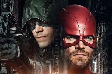flash arrow cambio crossover