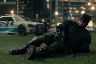 """Chris Terrio calificó como """"un acto de vandalismo"""" a la versión cinematográfica de Justice League"""