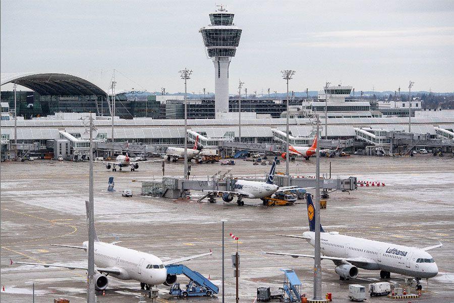 Alemania: Vuelos cancelados por huelgas en aeropuertos